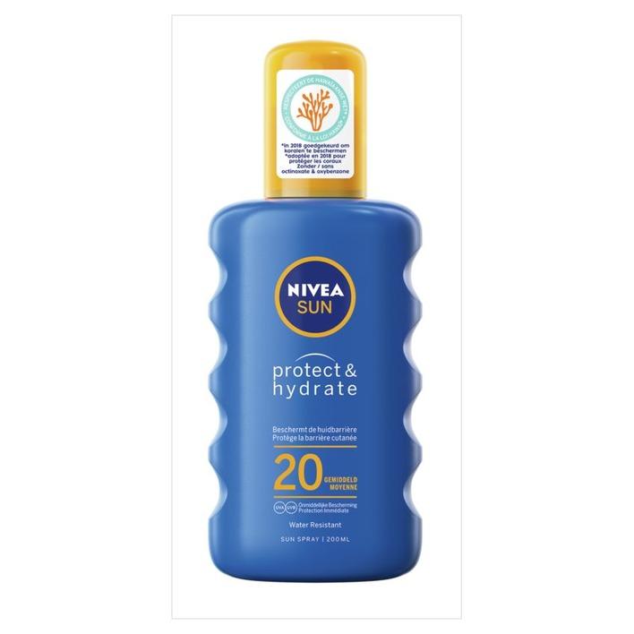Nivea Sun spray SPF 20