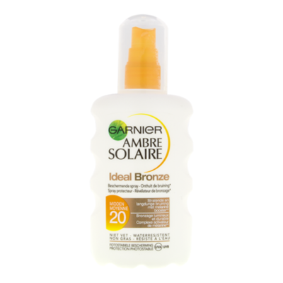 Ambre Solaire Ideal bronze SPF 20