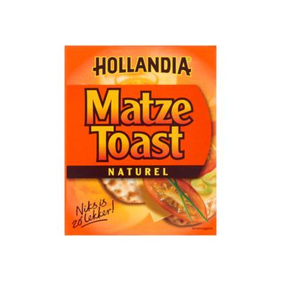 Hollandia Matzetoast Naturel