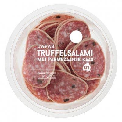 Huismerk Truffelsalami met Parmezaanse kaas