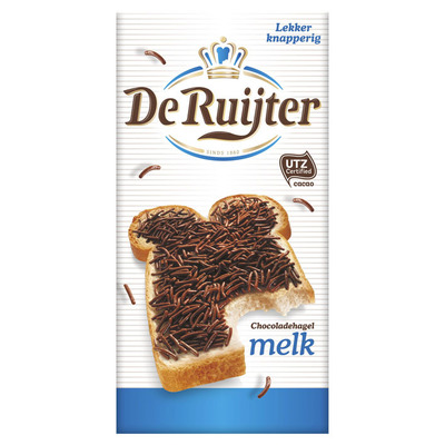 De Ruijter Chocoladehagel melk