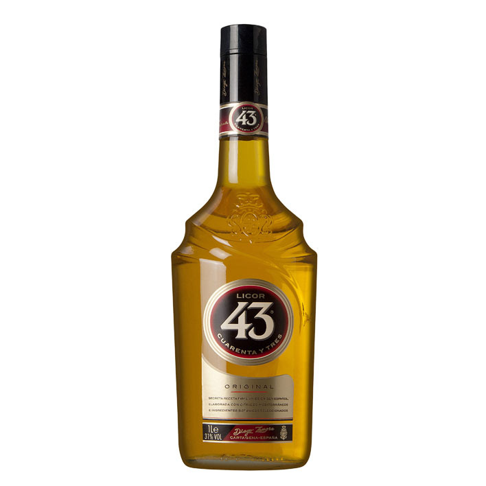 Licor 43 Spaanse afterdinner likeur
