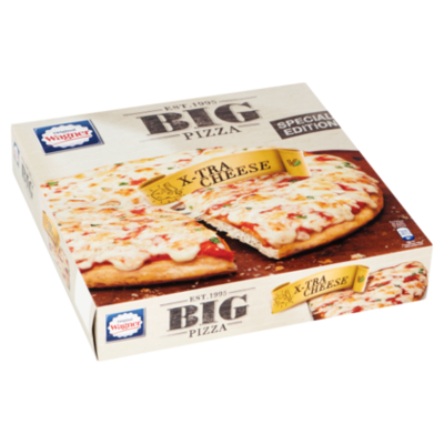 Wagner Big pizza X-tra cheese