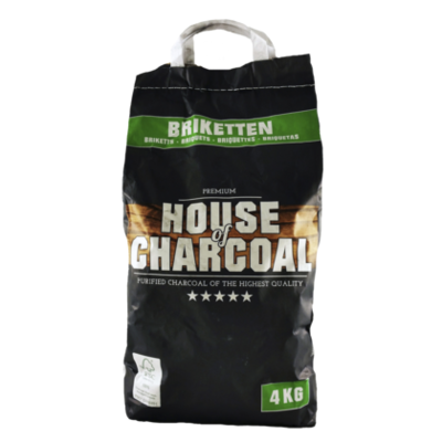 House of Charcoal Briketten 4 kg