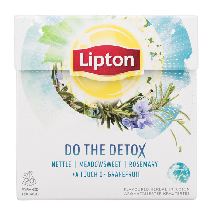 Lipton Do the detox tea