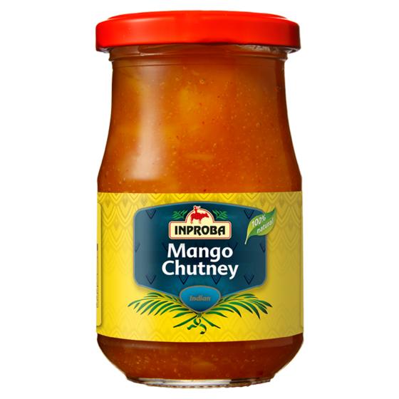 Inproba mango chutney 220 gram