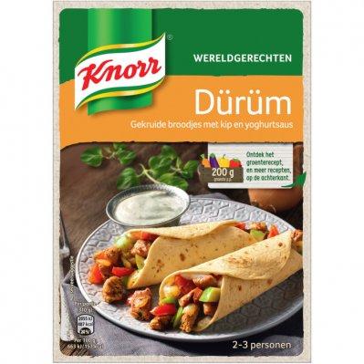 Knorr Wereldgerechten durum