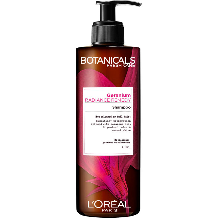 Botanicals Geranium shampoo