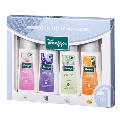 Kneipp Douche collectie doosje