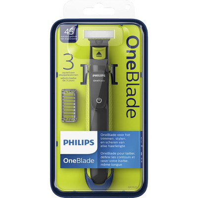 philips oneblade qp2520 20 3 opzetkammen per stuk prijzen en aanbiedingen superscanner. Black Bedroom Furniture Sets. Home Design Ideas