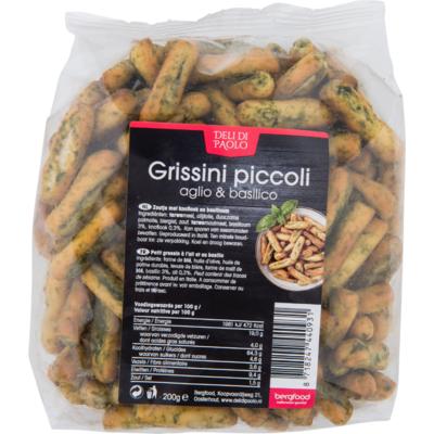 Deli Di Paolo Grissini piccoli aglio