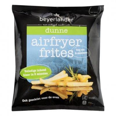 Beyerlander Dunne airfryer frites