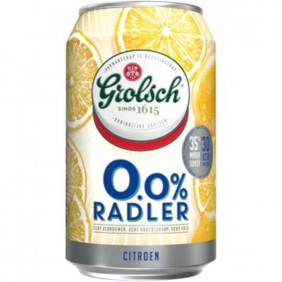 Grolsch Radler 0.0%