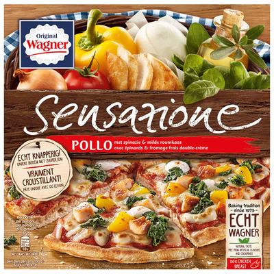 Wagner Sensazione pollo e fromaggio