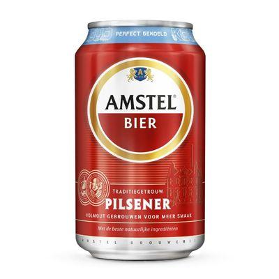 Amster Bier Gekoeld Blik