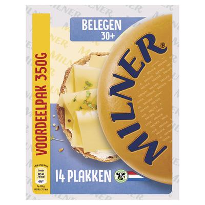 Milner Belegen kaas 30+ voordeelverp.