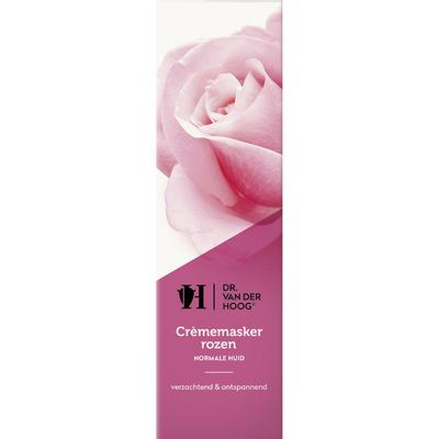 Dr. van der Hoog Crèmemasker rozen