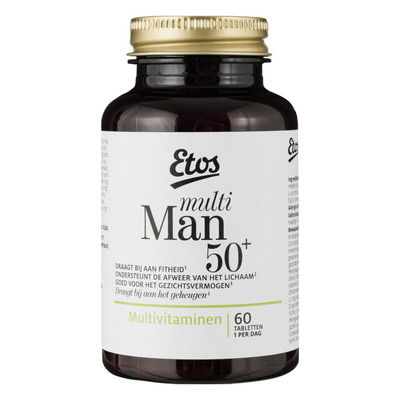 Etos Multi man 50+