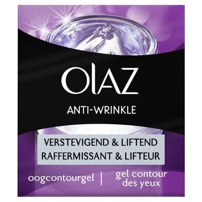 Olaz Anti wrinkle eyegel firm & lift