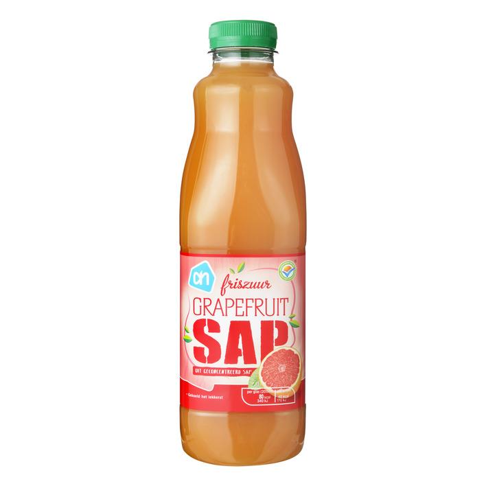 Huismerk Grapefruitsap