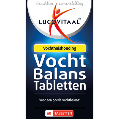 Lucovitaal Vocht balans tabletten