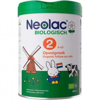 Neolac 2 Biologische opvolgmelk