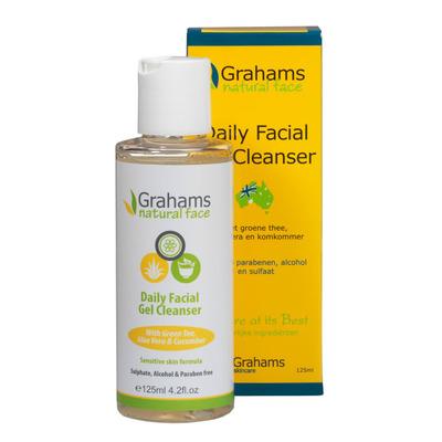 Grahams Face wash