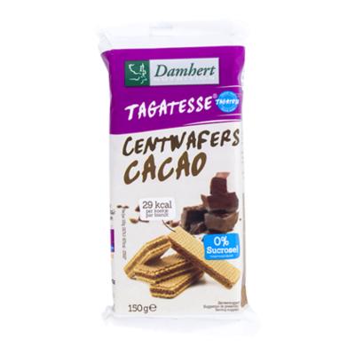 Damhert Tagatesse centwafels choco
