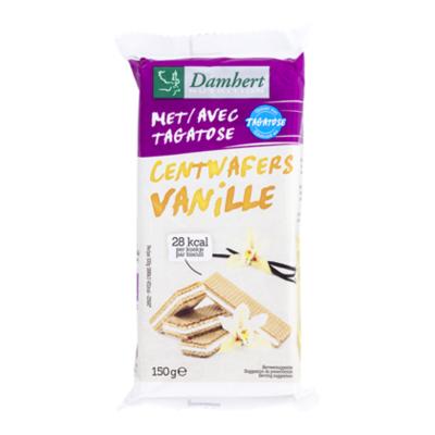 Damhert Tagatesse centwafels vanille