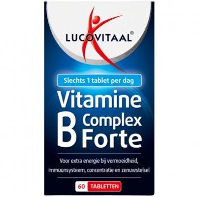 Lucovitaal Vitamine b complex forte tabletten