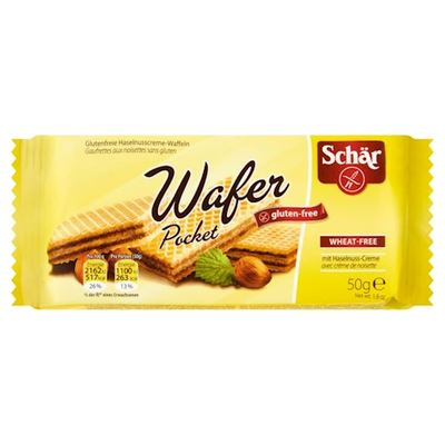 Schär wafer pocket 50 gram