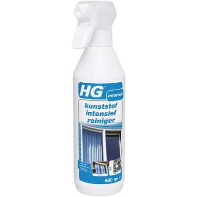 HG Kunststof intensief reiniger