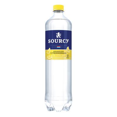 Sourcy Bruisend mineraalwater citroen