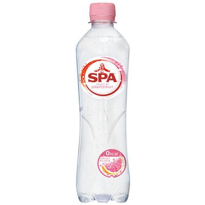 Spa Bruisend mineraalwater grapefruit