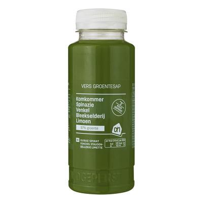 Huismerk Groentesap komkommer-selderij