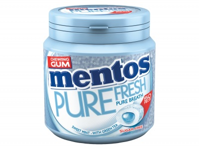 Mentos Pure fresh sweetmint