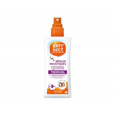 Zensect Skin protect lotion tropical