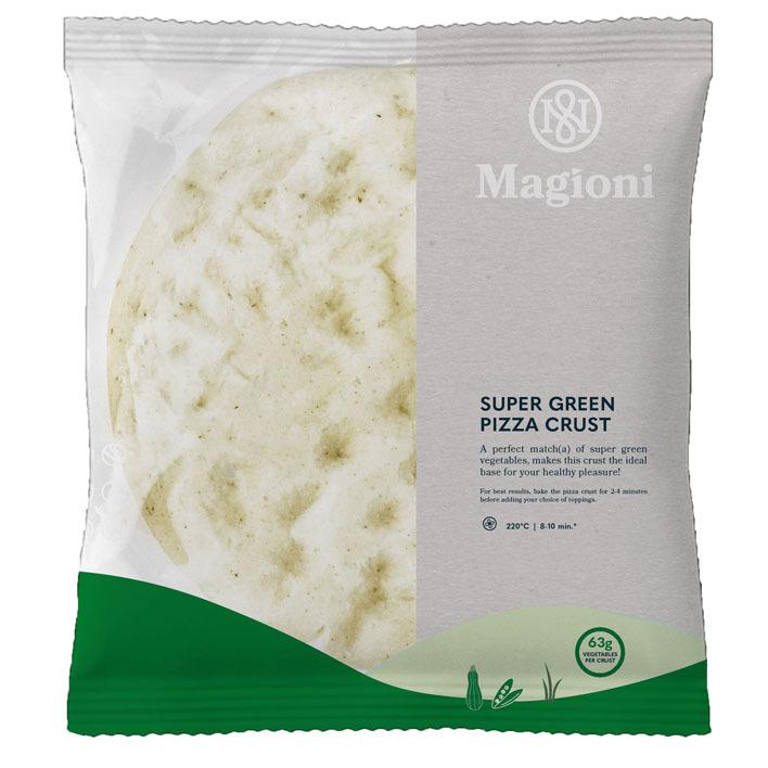 Magioni Pizzabodem supergreen