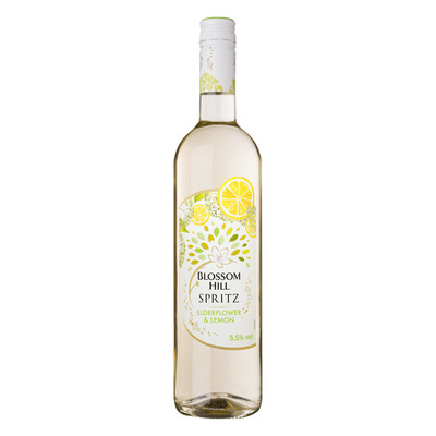 Blossom Hill Spritz elderflower lemon
