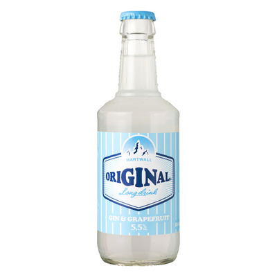 Hartwall Original long drink gin grapefruit