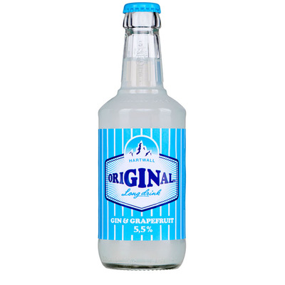 Hartwall Original long drink gin grapefruit