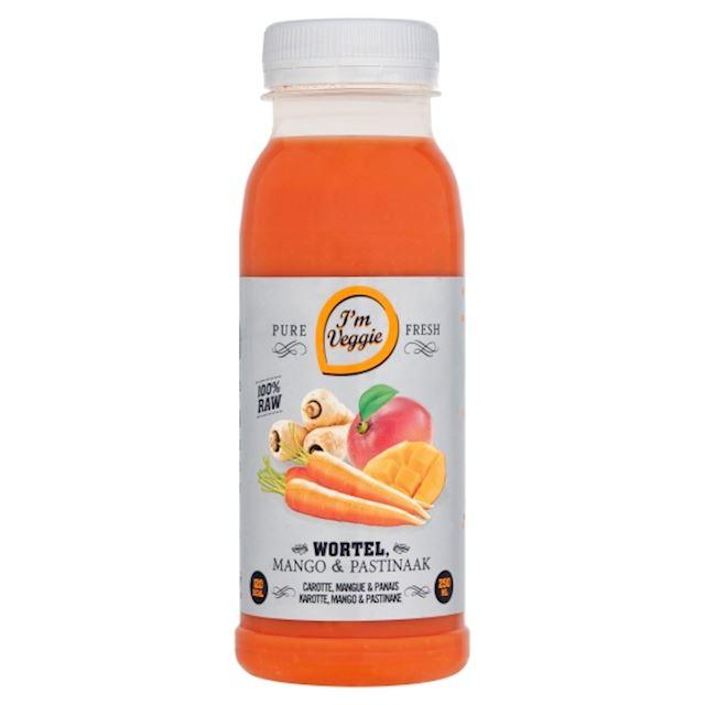 Groentesmoothie wortel 250 ml.