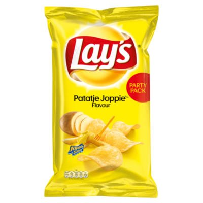 Lays Patatje Joppie chips