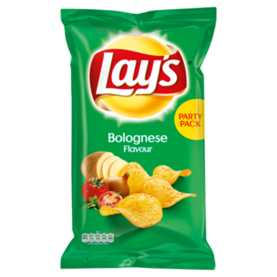 Lays Bolognese chips