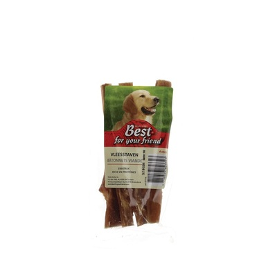 Best for your Friend Hondensnack Vleesstaven