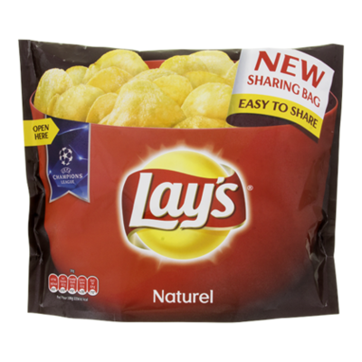Lays Sharing naturel
