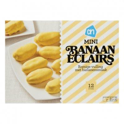 Huismerk Mini banaan eclairs