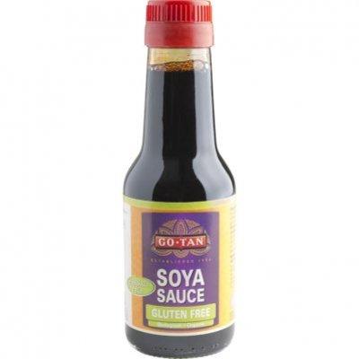 Go-Tan Soya sauce gluten free