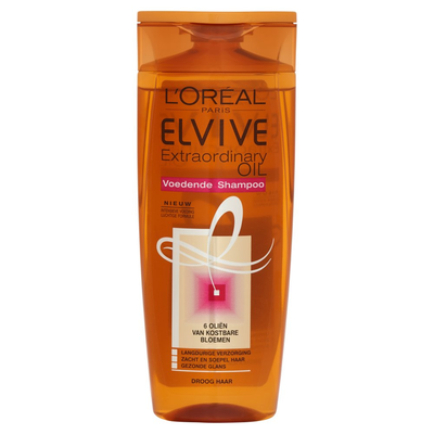 Elvive Extraordinary Oil Voedende Shampoo 250 ml