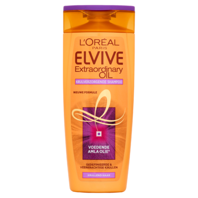 Elvive Extraordinary Oil Krulverzorgende Shampoo 250 ml